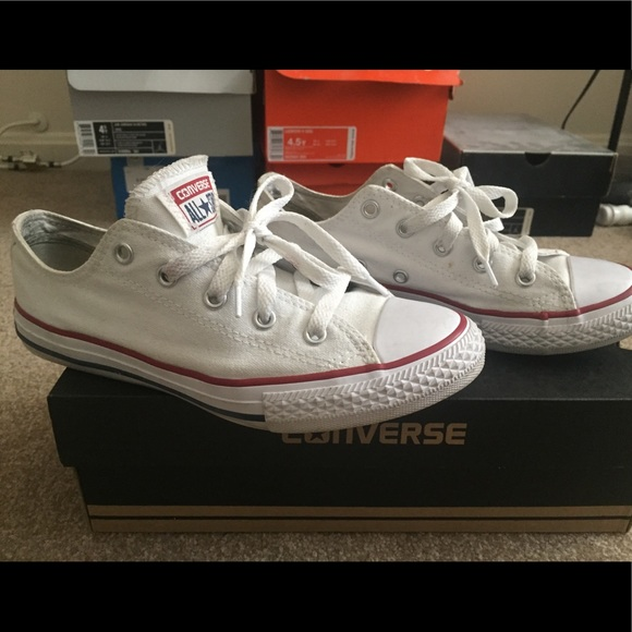 size 40 68f08 b07a4 Low original converse chuck Taylor optic white